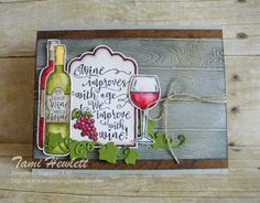 Half Full & Stampin' Blends | Swimming In Stamps