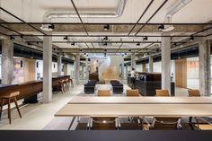 Kantoor OC&C in Rotterdam door Fokkema & Partners Architecten - De Architect