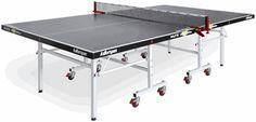 Killerspin MYT5-Street Edition Outdoor Table Tennis-Black-Blue
