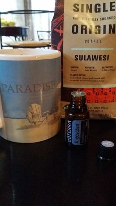 A great way to get in your daily DigestZen. So, this is, by far, not an official way to use essential oils. Before you read any further, do you like Sambucca? I do, especially in my coffee, I can't...
