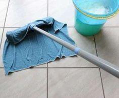 dégraisser sol laver cuisine avec liquide vaisselle