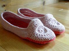 #14 Tutoriel mocassin pour femme au crochet - Patron crochet PDF