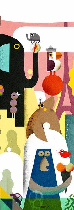 PHILIP GIORDANO - Illo Zoo - the illustration agency