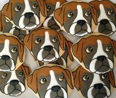Boxer Cookies