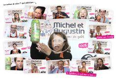 Michel & Augustin débarquent pour la première fois sur vos écrans!
