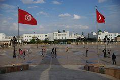 Tunis Place de la Kasbah