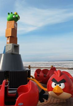 The world's first Angry Birds Land opens on June 8 in the Särkänniemi Adventure Park, 110 miles northwest of Helsinki. Inspired by the über-popular phone app, this park-within-a-park has 12 themed rides, games, shops and foods for fans of those ubiquitous birds and pigs. Families and kids can hop on the Angry Birds Ride and the Majakka (or Lighthouse), and try out the Adventure Course.