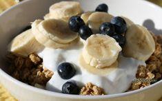Smoothie, Healthy Snacks, Vsco, Oatmeal, Good Food, Meals, Vegan, Breakfast, Recipes