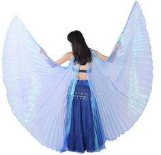isis wings at www.bellydancedigs.com