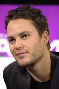 Taylor Kitsch is a Canadian actor and model. He is known for his role as Tim Riggins in the NBC television series Friday Night Lights