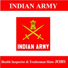 Indian Army Recruitment 2017 | Health Inspector & Tradesman Mate Jobs | Sarkari Naukri