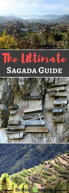 The Ultimate Sagada Travel Guide. With everything you need from where to stay, what to eat and things to do in the offbeat Sagada, The Philippinesbe