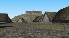 Medieval Scottish village (14th century) - 3D Warehouse