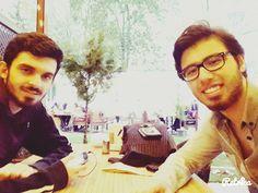 Barış and I love KURU