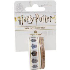 Shop patterend Washi Tape online and discover our exciting range of gold foil Washi Tapes from Little B. Harry Potter Crest, Christmas Envelopes, Washi Tape Set, Crests, Hobbies And Crafts, Hogwarts, Decoupage, Merry Christmas, Gift Wrapping