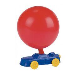 Ballon auto - http://credu.nl/product/ballon-auto/