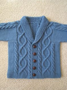 Ravelry: jeanh's Andrew's Birthday Trellis - Knitting patterns, knitting designs, knitting for beginners. Baby Boy Knitting Patterns, Baby Sweater Patterns, Baby Cardigan Knitting Pattern, Knitting For Kids, Baby Patterns, Knit Patterns, Free Knitting, Knitting Stitches, Free Sewing