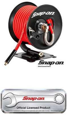 Parts and Accessories 42247 Snap-On Air Hose Reel With 3 8 X 50Ft  sc 1 st  Pinterest & Parts and Accessories 42247: Legacy Flexzilla 1 4 X 100 Compressed ...