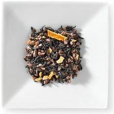 Chocolate Orange Mousse Black Tea A chocolately beginning with a sweet orange finish.  Just like a candy treat! Black Teas are strong and bold, teas have the burst of energy you've been looking  Great pick me up during the day! Look around you will be amazed. Tealightfulteas.com