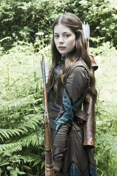 "Myranda is a recurring character in the third, fourth and fifth seasons. She is played by guest star Charlotte Hope and debuts in ""The Bear and the Maiden Fair"". Myranda is Ramsay Bolton's lover, and much like him has a cruel and sadistic streak, taking pleasure in inflicting pain and killing. Myranda was a servant of House Bolton of the Dreadfort, her father being the castle's kennelmaster. She was one of Ramsay Snow's bedwarmers, and part-time helper in some of his torture sessions."