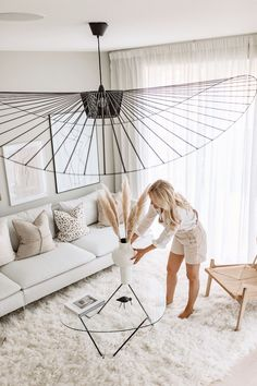 Easy Crafts Ideas at Home Here are some of the most beautiful DIY projects you can try for your self at home If you enjoyed this DIY room dec. Living Room Modern, Home Living Room, Living Room Designs, Living Room Decor, Home Office Design, House Design, Diy Room Decor, Bedroom Decor, Deco Studio