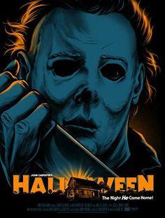 Halloween 1978 poster art.