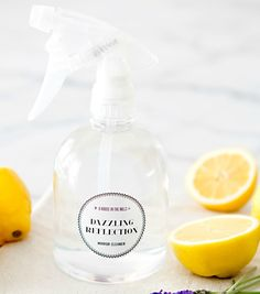 DIY All-Natural Cleaning Products