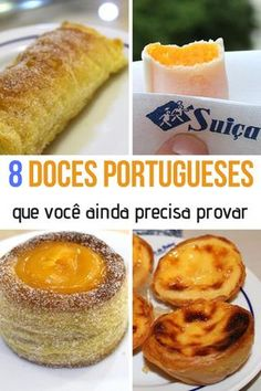 Conheça 8 típicos doces portugueses que valem todos os quilinhos a mais numa viagem a Portugal #essemundoenosso #doces #doce #docesportugueses #culinariaportuguesa #culinaria #portugal #gastronomia #docinhos