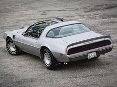 "Pontiac Firebird Trans Am 6.6 L80 ""10th Anniversary"" '1979"