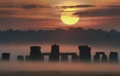 Stonehenge on the Summer Solstice