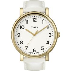 Timex Unisex T2P170 Originals Classic Round and Goldtone Strap Watch