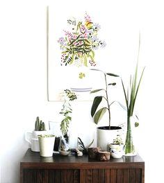 Love indoor plants