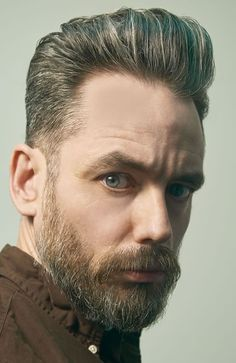 Time for a switch-up? Try the centuries-old style that still works today. 32 examples that prove the pompadour is one of the most versatile men's haircuts - provided you're prepared to put in the styling time.