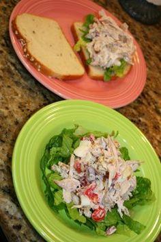 Chicken Salad with a new twist