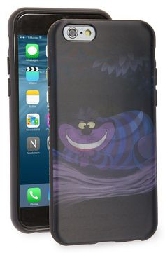 MARC BY MARC JACOBS x Disney® 'Alice in Wonderland - Cheshire Cat' Lenticular iPhone 6 & 6s Case