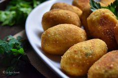 Is there a secret to making the Best HomemadeItalian Potato Croquettes? Only one way to find out ...one thing is for sure, these croquettes make one of the best Italian appetizers! You also won't believe how simple and easy this recipe is to make.