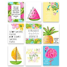 Get ready for back to school and decorate your classroom with these tropical themed art prints with inspirational/growth mindset sayings for your students! Created as a collaboration with Little Lovely Leaders. Tropical Interior, Tropical Home Decor, Tropical Decor, Tropical Furniture, Tropical Colors, Classroom Walls, Classroom Posters, Classroom Themes, Classroom Design