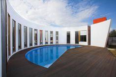 Original Modern Circular Villa in Cyprus: Loukas Residence
