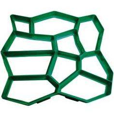 Trouvez votre Jardin : Printemps / été : Grâce à ces moules plastiques robustes, vous pouvez réaliser vous même vos bordures pour chemin, pelouse, massifs et vos pavés pour les chemins de jardin, terrasses, rocailles pas cher chez Provence Outillage
