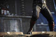 Till Lindemann boots <3
