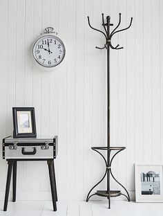 Coat stands, lamp tables and hallway furniture to furnish your hall. From Country to Coastal, French to New England, you will find hall furniture to suit your home from The White Lighthouse. Order online with fast delivery.