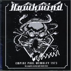 HAWKWIND - The Empire Pool Wembley 1973