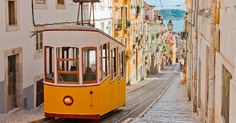 Excursão de elétrico pelas colinas de Lisboa #viagem #lisboa #portugal