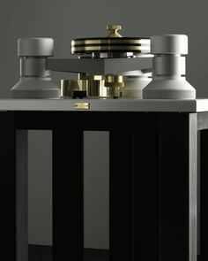 The World's Most Expensive Turntable: Goldmund Reference II