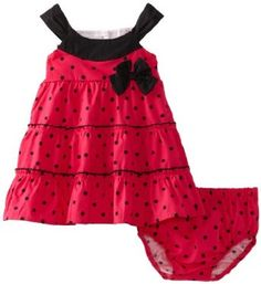 Lilybird Baby-Girls Infant Hot Dress             http://www.amazon.com/dp/B00BQ72QDA/?tag=pin2pin-20
