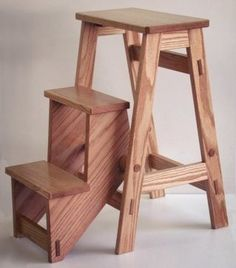Always Wanted One Of These The Sorted Details: Folding Step Stool   A Free,  Do It Yourself Project Plan