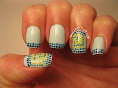 Greek Nails