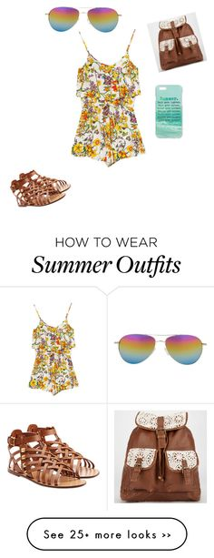 """""""Outfit#1"""" by usasoccerplayer on Polyvore"""