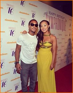Romeo Miller Attends Cymphonique Miller's Sweet 16 Birthday Party