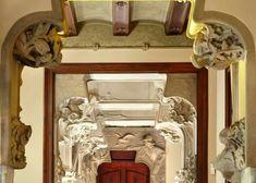 Un chef-d'oeuvre d'art total de Lluis Domènech i Montaner Casa Lleó Morera